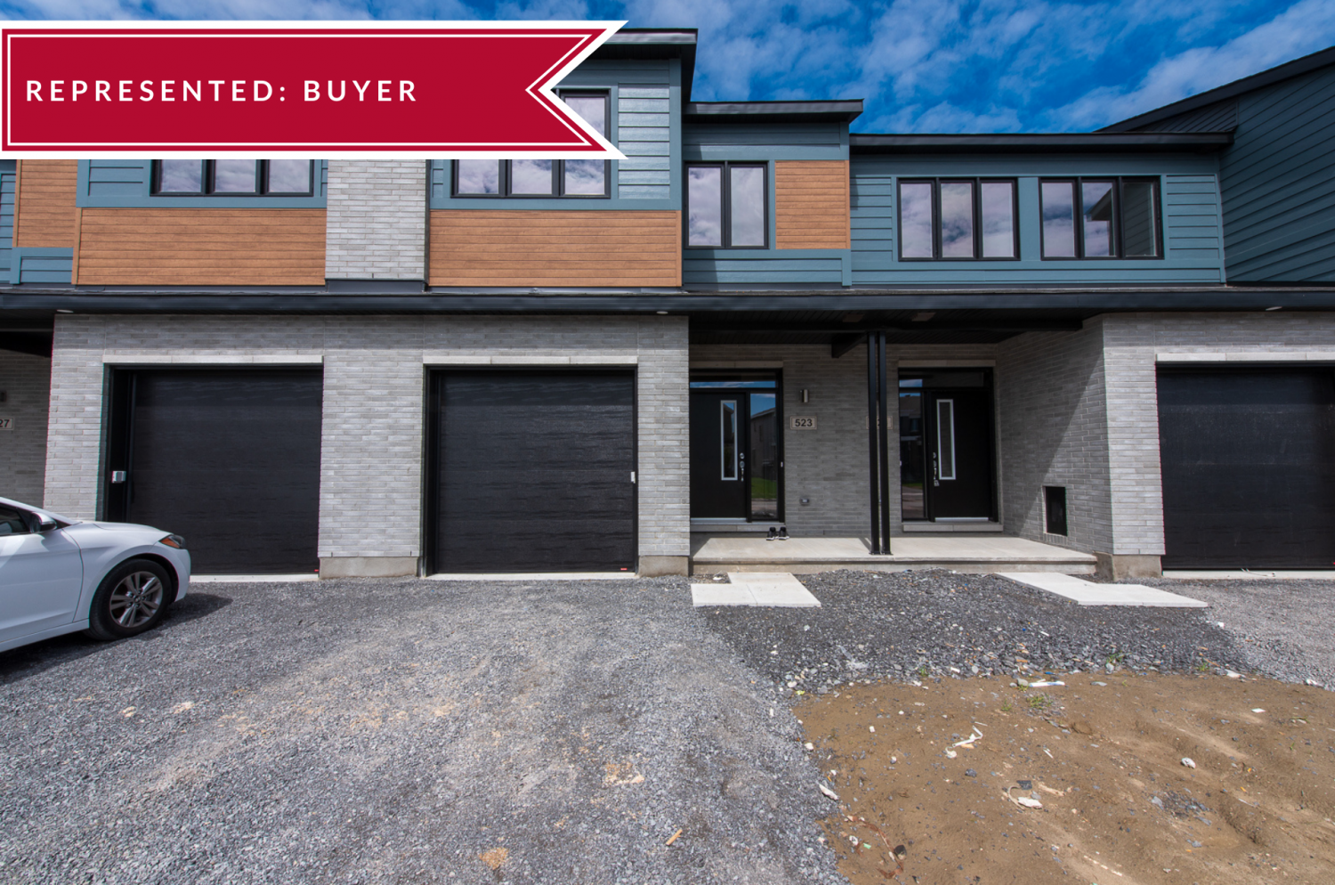 Freehold Townhouse In Stittsville