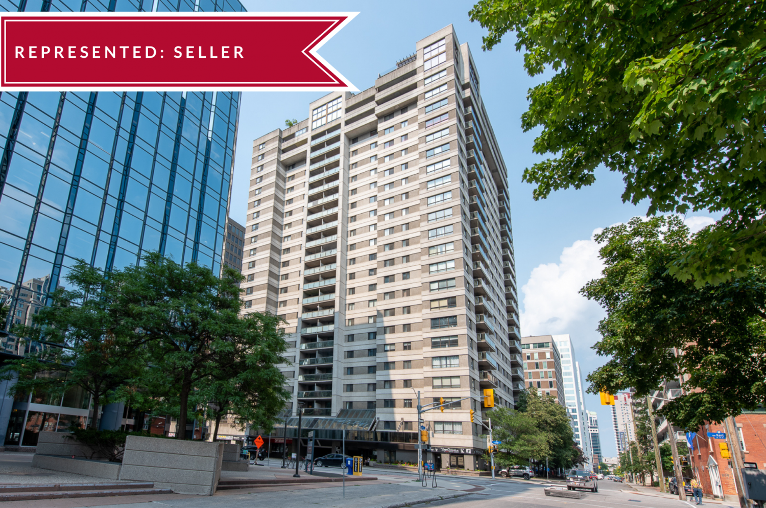 Two Bedroom Condo In Centretown